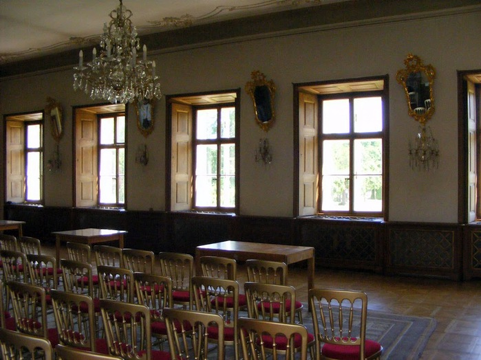 Замок Добриш - королевское имение 86931