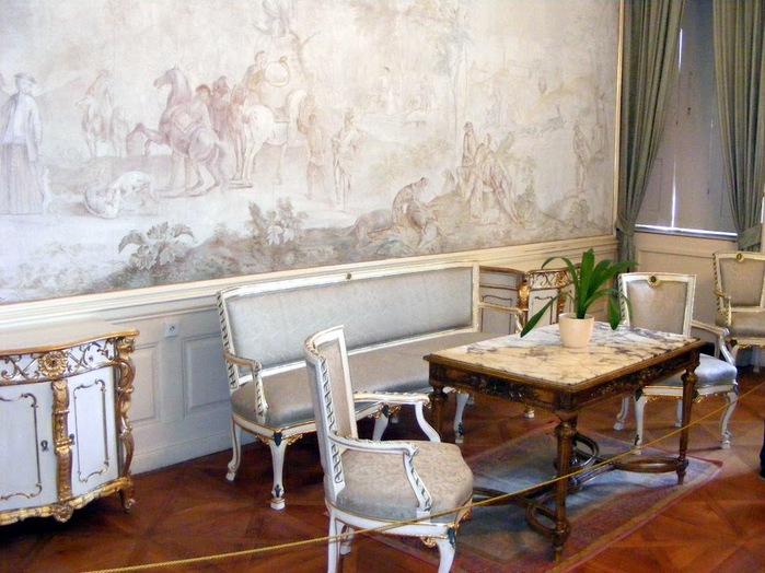 Замок Добриш - королевское имение 99309