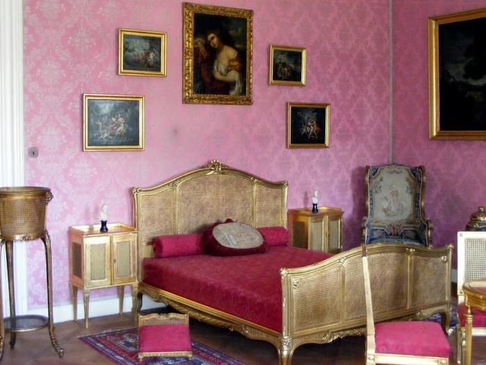 Замок Добриш - королевское имение 56114