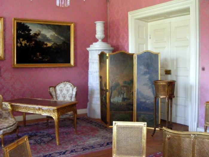 Замок Добриш - королевское имение 95776
