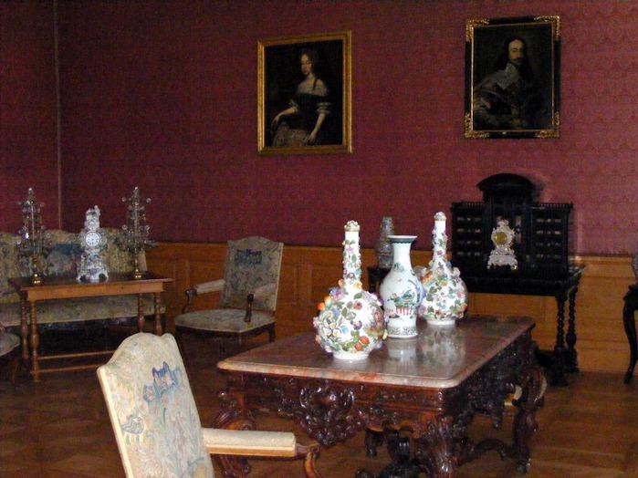Замок Добриш - королевское имение 51693