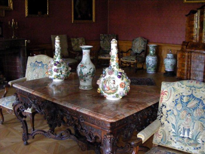 Замок Добриш - королевское имение 23327