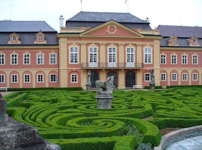 Замок Добриш - королевское имение 74798