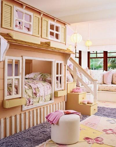 25 идей для детской комнаты