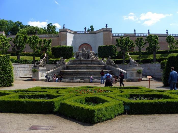 Замок Добриш - королевское имение 45874