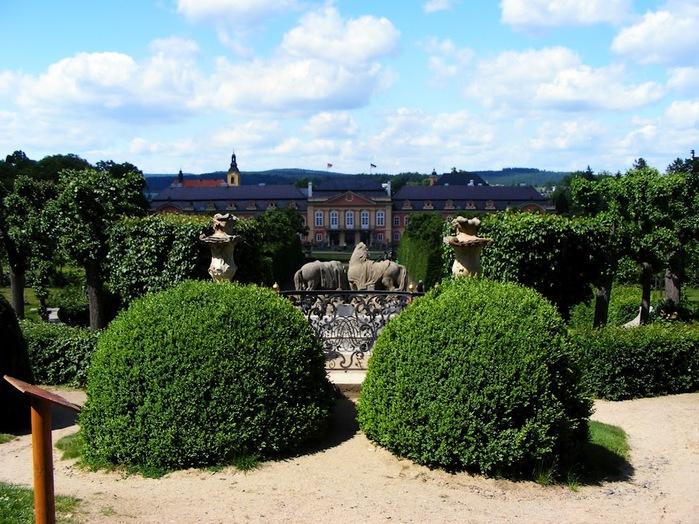Замок Добриш - королевское имение 44540
