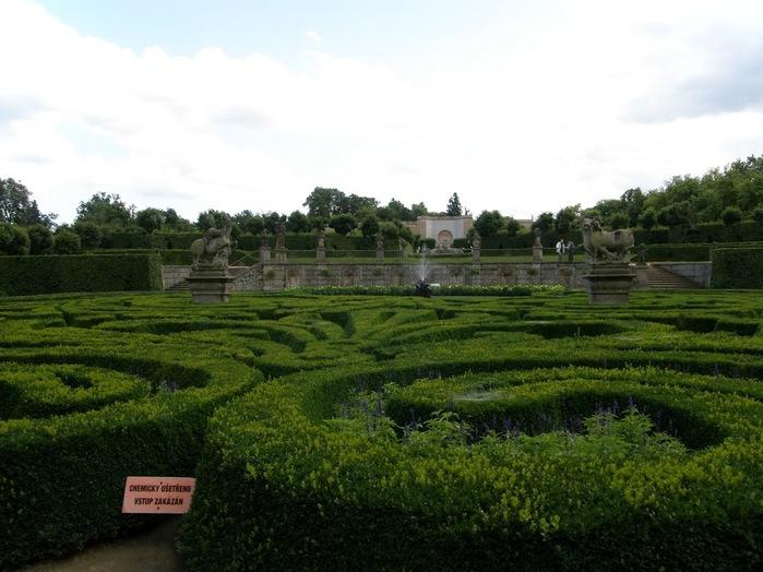 Замок Добриш - королевское имение 79852