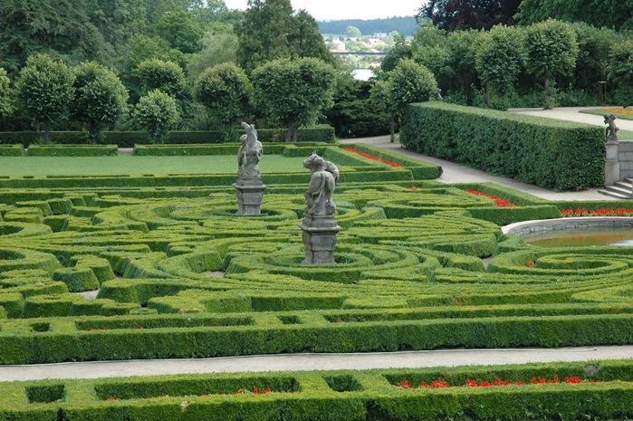 Замок Добриш - королевское имение 54282