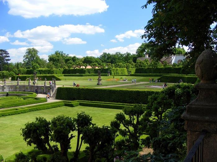 Замок Добриш - королевское имение 23310