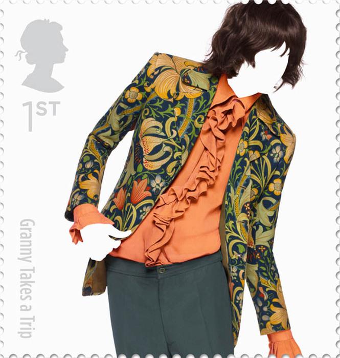 необычные почтовые марки (665x700, 136Kb)