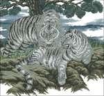 Превью White Tiger (600x553, 67Kb)