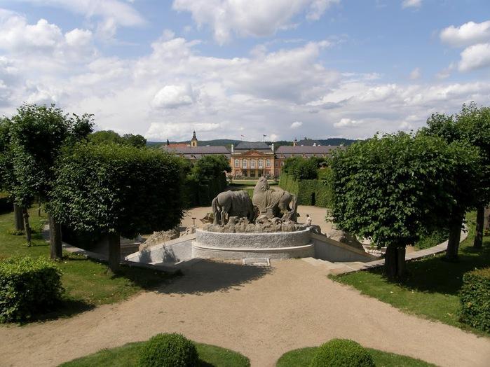 Замок Добриш - королевское имение 31610