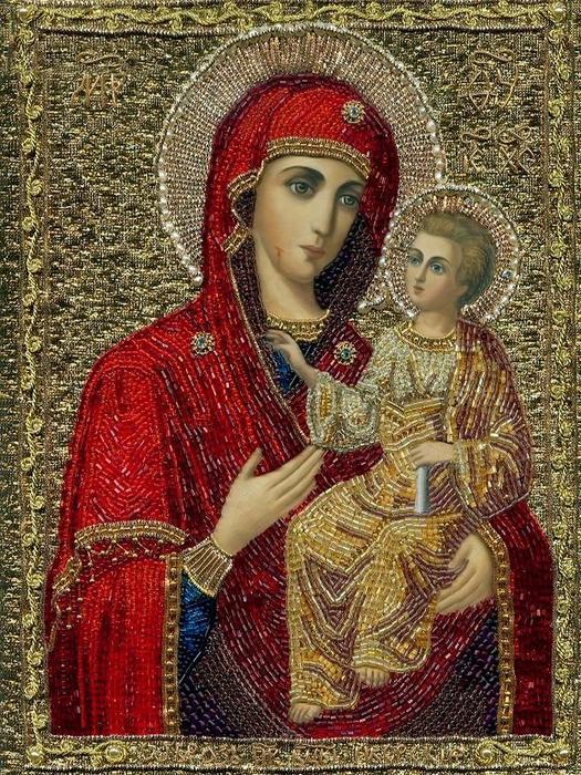 """Икона Божией Матери """"Иверская"""""""
