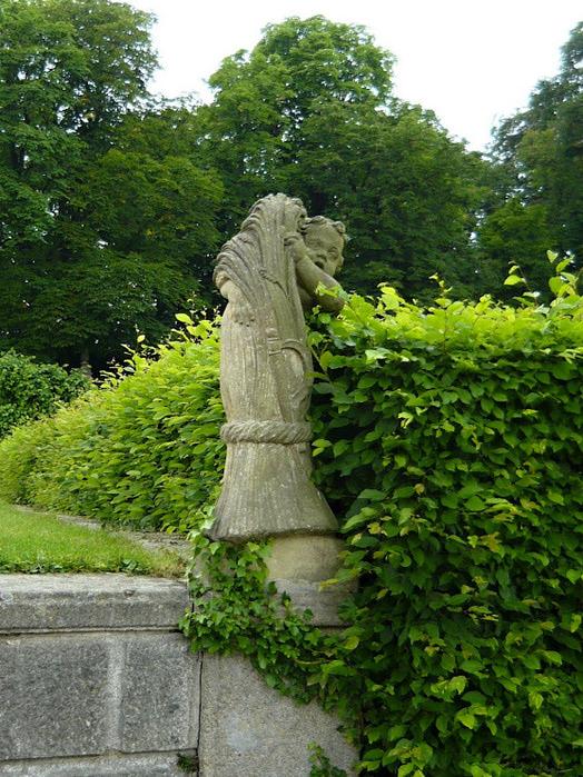 Замок Добриш - королевское имение 85792