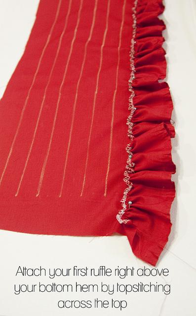 Сшить длинную юбку своими руками без выкройки