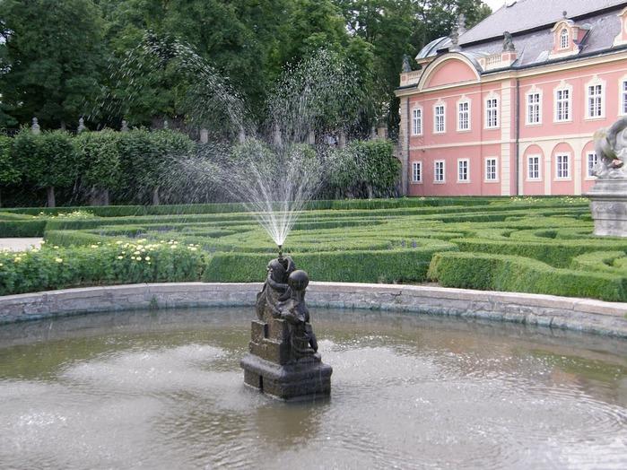 Замок Добриш - королевское имение 61957