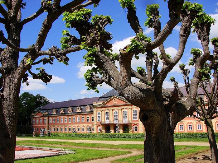 Замок Добриш - королевское имение 39847