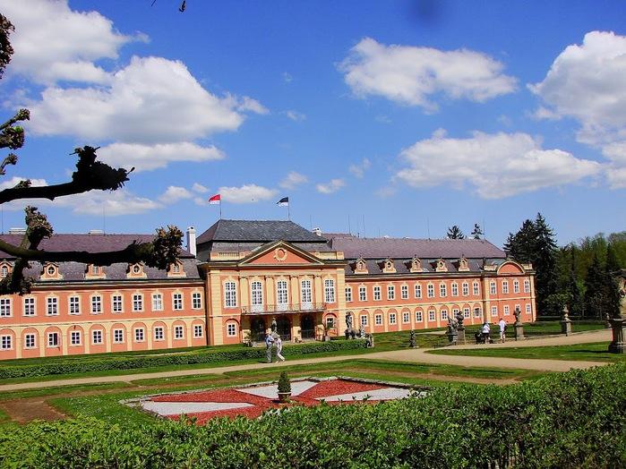 Замок Добриш - королевское имение 49185