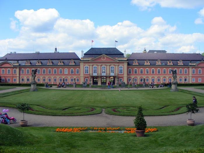Замок Добриш - королевское имение 95273