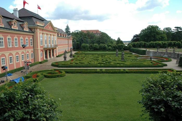 Замок Добриш - королевское имение 64412
