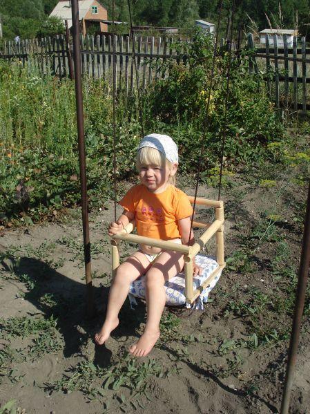 Часть 2.Детская площадка на даче?Радость наших детей. Обсуждение на LiveInternet - Российский Сервис Онлайн-Дневников