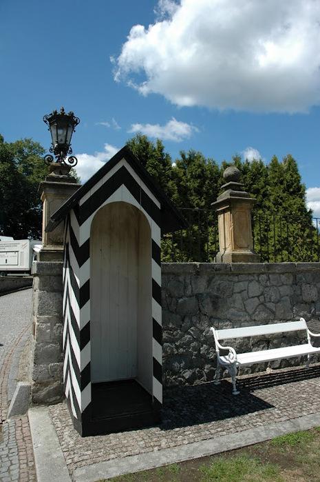 Замок Добриш - королевское имение 35390