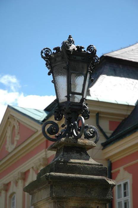 Замок Добриш - королевское имение 23168