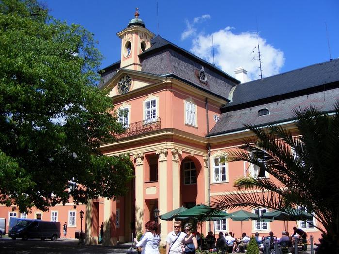 Замок Добриш - королевское имение 94154
