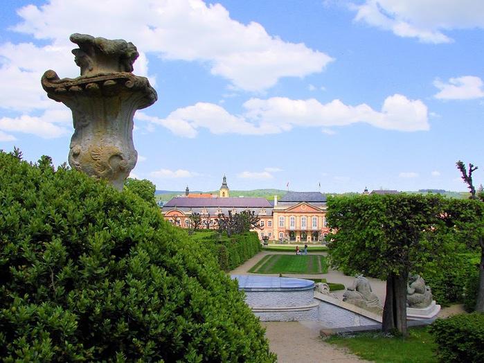 Замок Добриш - королевское имение 43784