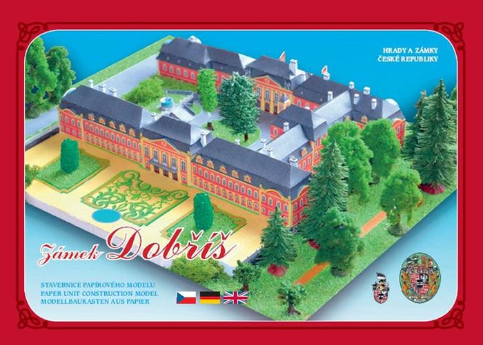 Замок Добриш - королевское имение 86752