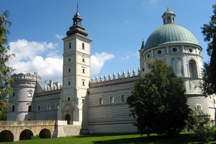Замок Красицких - гармония красоты и покоя 36183