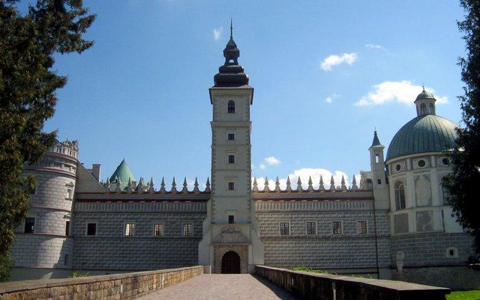 Замок Красицких - гармония красоты и покоя 50621