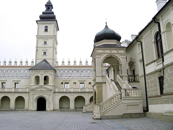 Замок Красицких - гармония красоты и покоя 60021