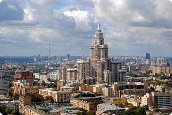 Лучший подарок - достопримечательности Москвы с высоты птичьего полета 3 (700x469, 92Kb)