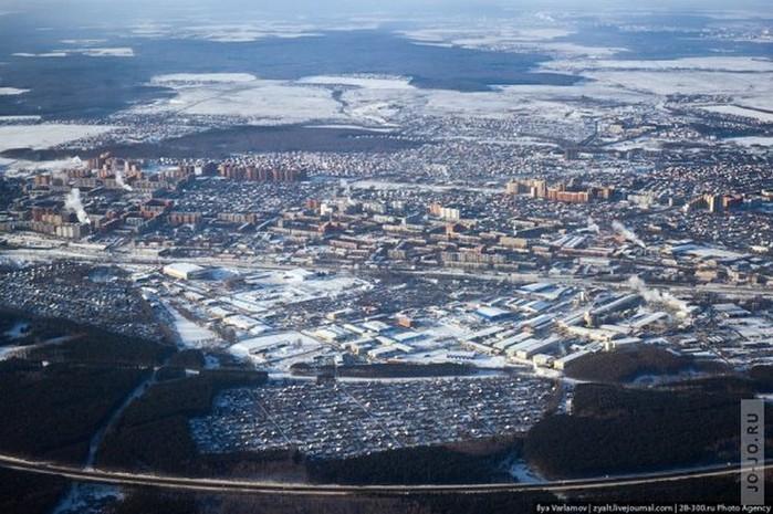 Лучший подарок - достопримечательности Москвы с высоты птичьего полета 5 (700x465, 117Kb)