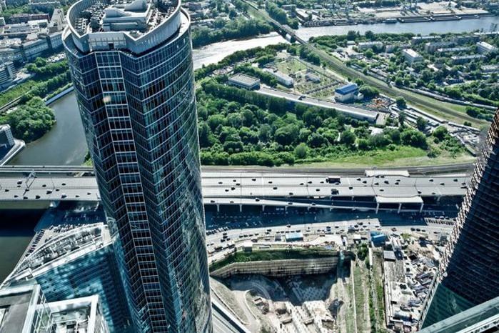 Лучший подарок - достопримечательности Москвы с высоты птичьего полета 10 (700x466, 152Kb)