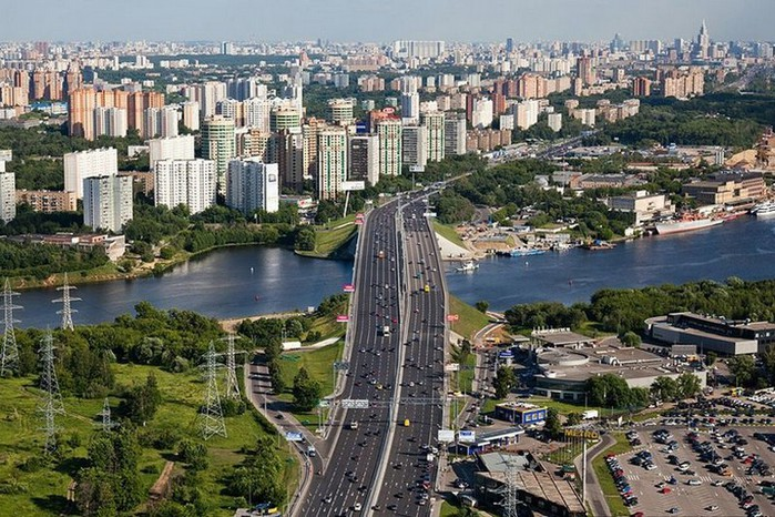 Лучший подарок - достопримечательности Москвы с высоты птичьего полета 15 (700x466, 151Kb)