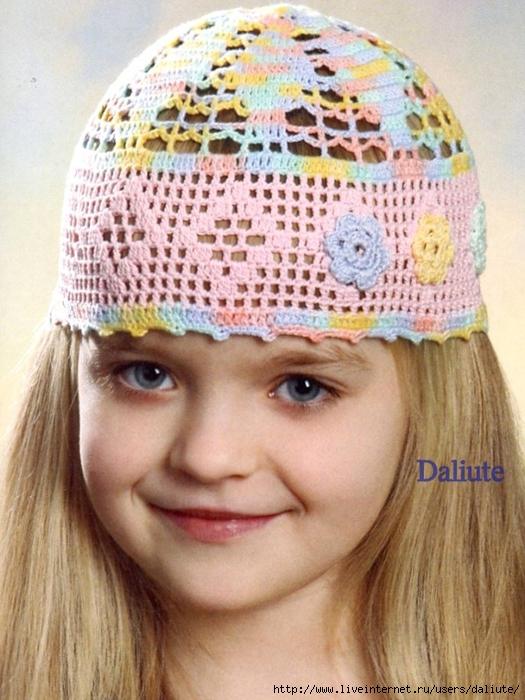 Рубрики детский мир вязание шляпки