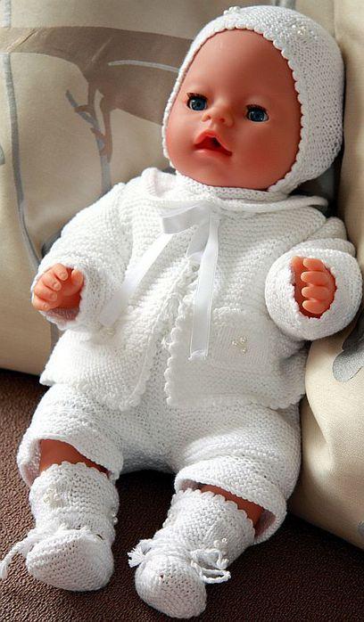 Одежда для куклы Беби Бон.
