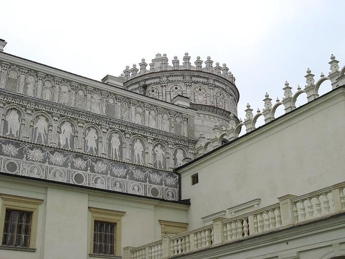Замок Красицких - гармония красоты и покоя 41605