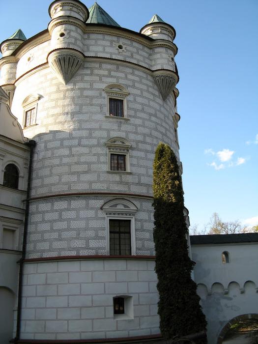 Замок Красицких - гармония красоты и покоя 44599