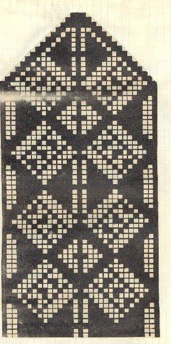 Варежки схемы 23 (347x700, 96Kb)