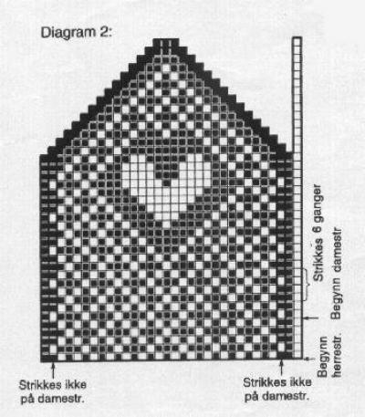 Варежки схемы 32 (400x457, 40Kb)