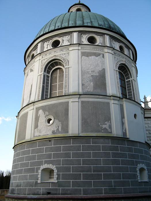 Замок Красицких - гармония красоты и покоя 19166