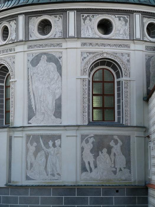 Замок Красицких - гармония красоты и покоя 51536