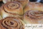 Нежные булочки Cinnabon