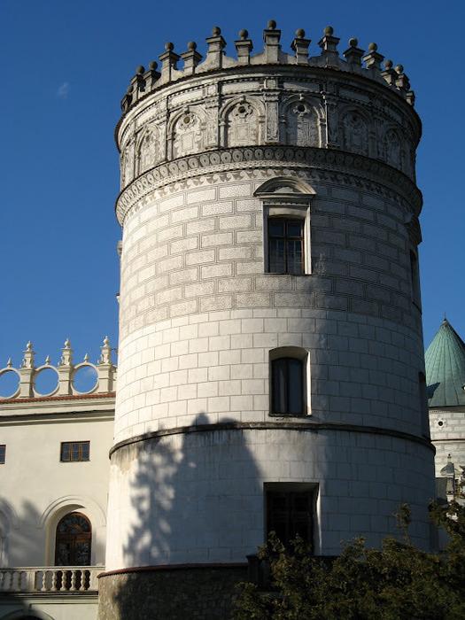Замок Красицких - гармония красоты и покоя 31888