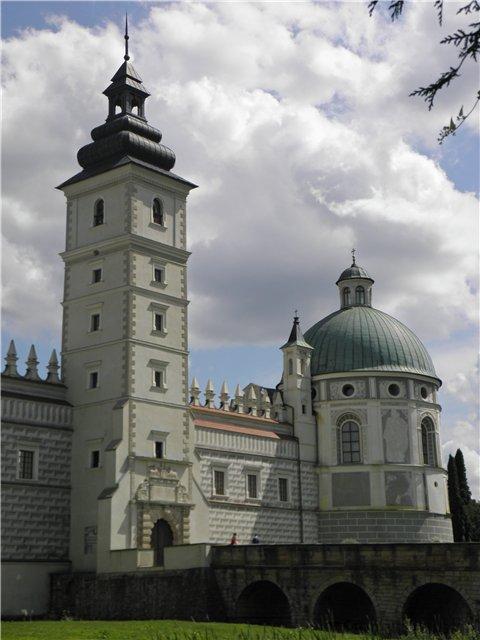 Замок Красицких - гармония красоты и покоя 62492