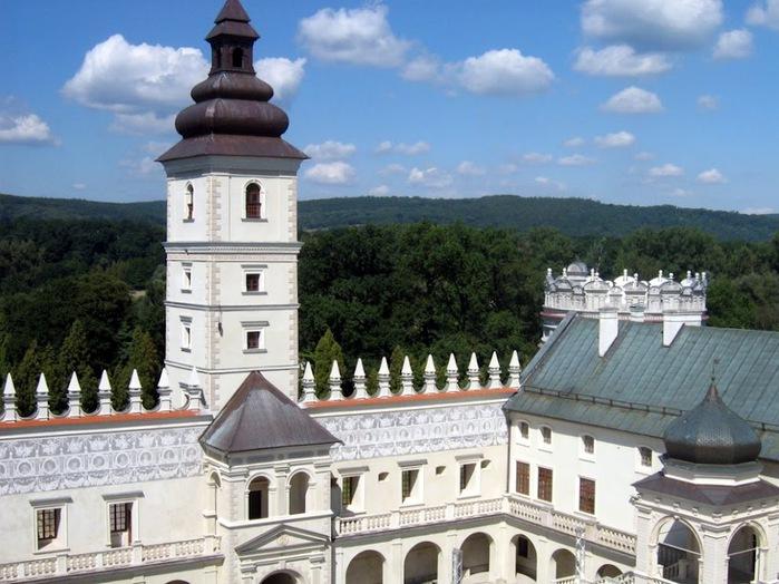 Замок Красицких - гармония красоты и покоя 83968