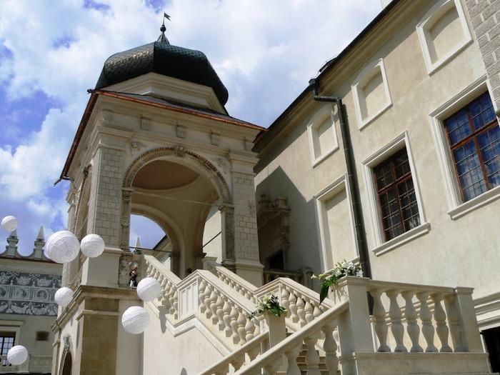 Замок Красицких - гармония красоты и покоя 43018